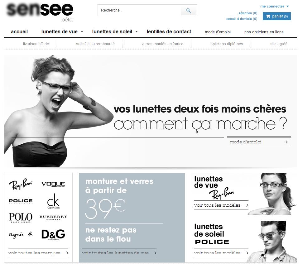 Site Lunette De Vue Par Internet