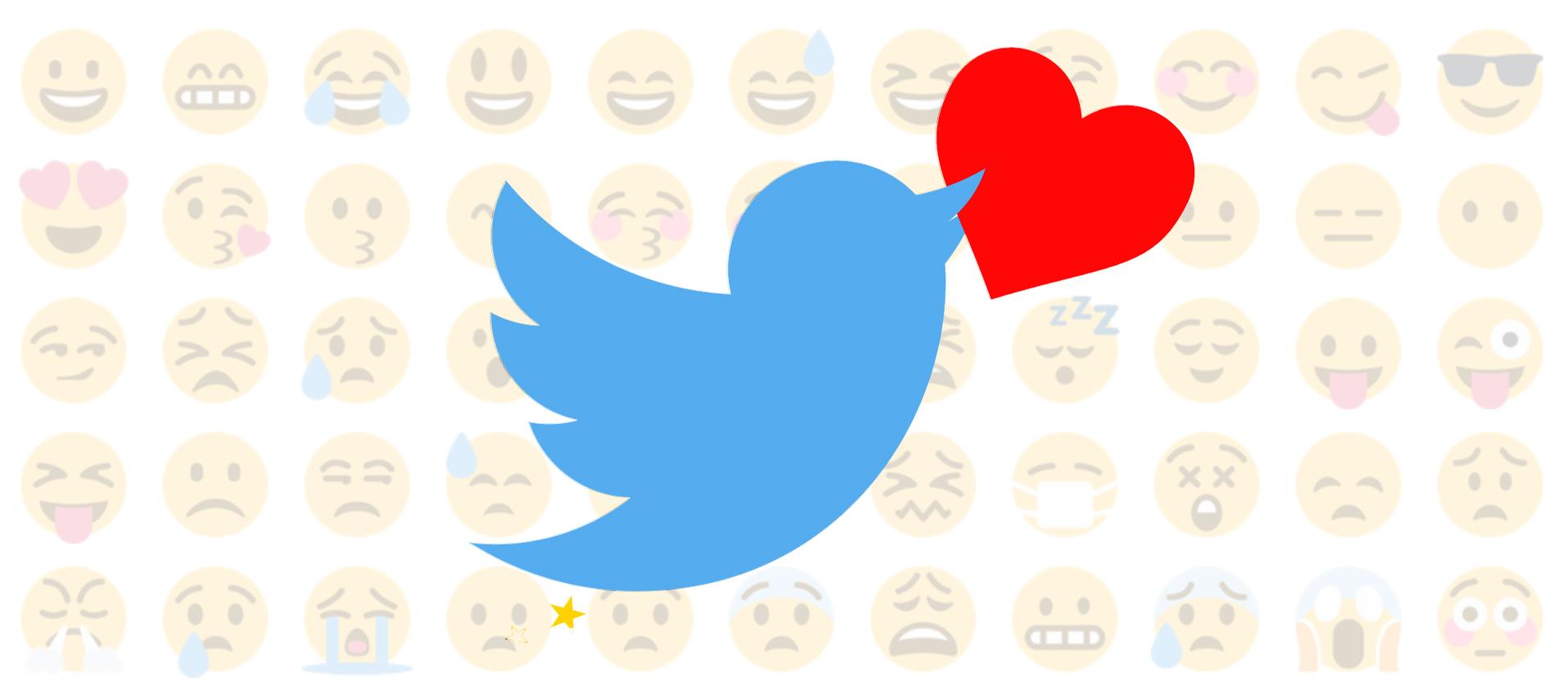 Les emoji, un vecteur d'émotion et de publicité Twitter !