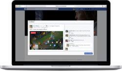 Visuel Facebook Live pour les gamers