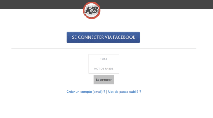 Visuel connection Komunity Booster Social Media