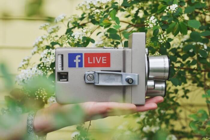 Visuel Live Facebook