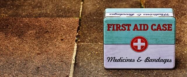 Reach First Aid Case